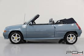renault super 5 renault super 5 gts cabriolet by ebs pch automotive