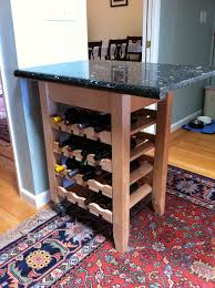 ikea kitchen cart converted to wine rack cost of materials u2026 flickr