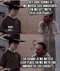 Hey Carl Meme - et oui meme by renardo memedroid