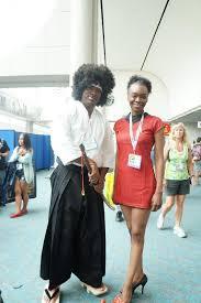Samurai Halloween Costume Afro Samurai Nyota Uhura Comic Halloween Costumes