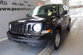 jeep patriot grey 2016 new and used cars for sale in peace river alberta goauto ca