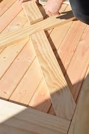 How To Make Barn Doors by How To Build A Barn Door Beneath My Heart