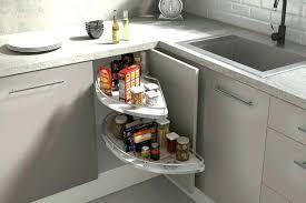 rangement angle cuisine caisson d angle cuisine ikdi info