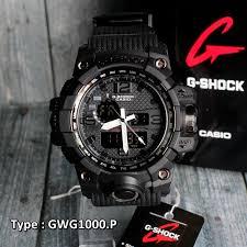 Jam Tangan G Shock g shock casio gwg1000p black jam tangan pria cowok murah