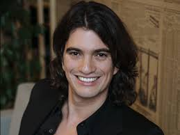 Hit The Floor Adam - the founding story of wework business insider