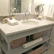 Polished Nickel Bathroom Fixtures Magnificent Polished Nickel Gooseneck Bathroom Faucet Design Ideas