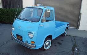 subaru sambar truck two unusual 1960s pickups loaded with personality ebay motors blog