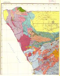 Map West Africa by The Soil Maps Of Africa Display Maps