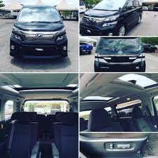 dalam kereta vellfire images and videos tagged with keretampv on instagram imgrid