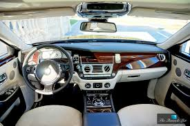 rolls royce interior luxury defined u2013 rolls royce ghost at the bradbury estate in