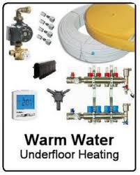 underfloor heating water u0026 electric underfloor heating store uk