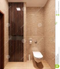 cozy modern toilet stock illustration image 56430906