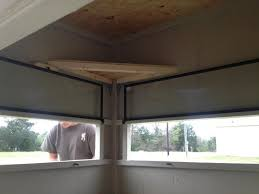 How To Make Sliding Windows For Deer Blind Hinge Window Deerviewwindows Com