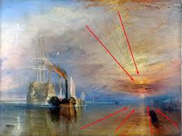 imagenes artisticas ejemplos composición artística de cuadros impactantes pintar al óleo