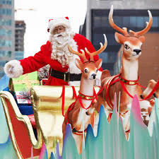 santa clause pictures santa claus parade annual festivals events tourism toronto