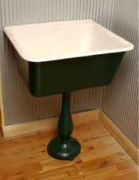 cast iron laundry sink 1908 cast iron farmhouse or utility sink with pedestal corner and