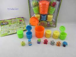 trash pack series 1set u003d 1 vats 5 kegs 7 dolls trash pack funny toys