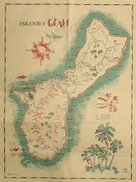Guam On World Map Guam Because Of Our Awesome Friends And Neighbors From There