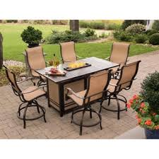 tan aluminum patio furniture outdoor seating u0026 dining for less