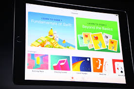 apple launches swift playgrounds for ipad to teach kids to code