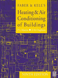 faber u0026 kell u0027s heating and air conditioning of buildings pdf