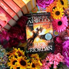 the dark prophecy trials of apollo 2 by rick riordan