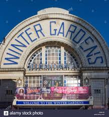 winter gardens in blackpool stock photos u0026 winter gardens in
