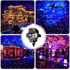 laser lights projector outdoor garden landscape rgb
