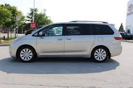 pre owned 2015 toyota sienna limited awd w panoramic roof
