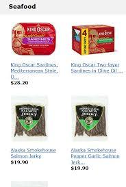 King Oscar Sardines Mediterranean Style - shopping online minthila com