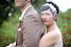 blue dress barn wedding ruffled