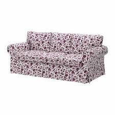 slipcover for sofa ikea ektorp cover for sofa hovby floral 3 seat slipcover lilac
