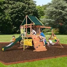 swing sets for less overstock com