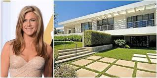 Jennifer Aniston Home Decor Jennifer Aniston Homes Video Celebrity Homes