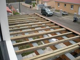 terrasse suspendue en bois nivrem com u003d fabriquer une terrasse en bois pas cher diverses