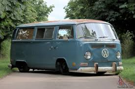 volkswagen bus front volkswagen camper van 1972 baywindow riveria t2 vw slammed and