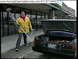 Cleaning Awnings How To Make Money Cleaning Awnings Video 509 From Delux