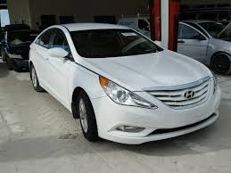hyundai sonata 97 2013 hyundai sonata gls photos salvage car auction copart usa
