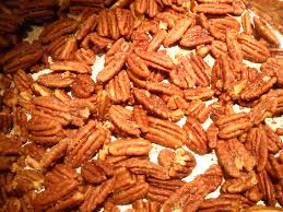 thanksgiving day snacks butter roasted pecans the south in my mouth