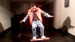 Marty Mcfly Halloween Costume Future Fan U0027s Convincing Halloween Costume Shows