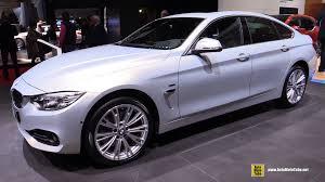 bmw 435i xdrive gran coupe review 2015 bmw 435i xdrive gran coupe individual exterior walkaround