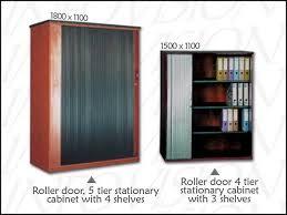 Roller Door Cabinets Office Furniture Equipment Cabinets
