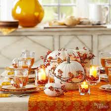 Fall Table Settings 48 Best Table Decorations Images On Pinterest