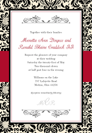Empty Wedding Invitation Cards Raphaele U0027s Blog Blank Wedding Invitations Rose