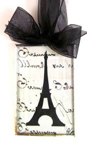 eiffel and arc ornaments must make similar ones with all