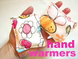 handwarmers a and a glue gun