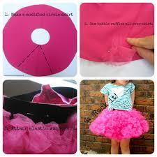 how to make a tulle skirt ruffle tu tu tutorial u create