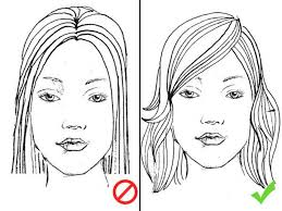 Frisuren Lange Haare F Rundes Gesicht by Frisuren Fur Lange Haare Ovales Gesicht Modische Frisuren Für