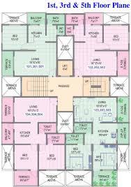 Floor Plane Samruddhi Tarangan In Ravet Pune Price Location Map Floor