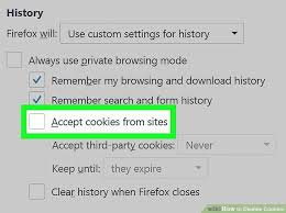 how to enable cookies on android phone 7 ways to disable cookies wikihow